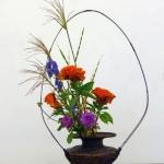 Ikebana tentoonstelling 20151009--18
