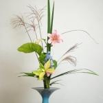 Ikebana tentoonstelling 20151009--34