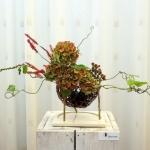 Ikebana tentoonstelling 20151009--64