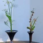 Ikebana tentoonstelling Noriko vd Linden 20151009 (2)