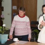 20160305 Jeannet en Margot gaven samen de wokshop