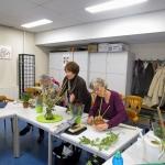 afd.Amst en NH 2017-17-2 workshop met bamboe en klimop 1