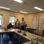 afd.A'dam en NH workshop Arie Huisman (ikenobo) 2017-09-15 1