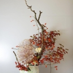 Ikebana tentoonstelling 20151009--37